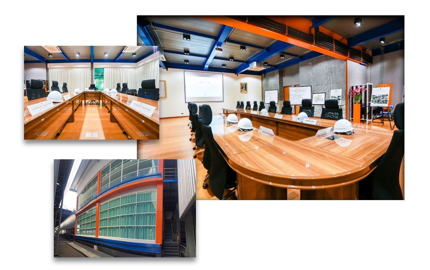 QC BUILDING & MEETING ROOM